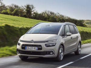 Citroën C4 Picasso Business 7 zitters zuinig