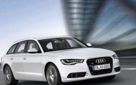 Audi avant 7 zitter