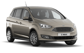 ford grand c max 7 persoons auto