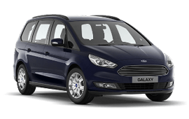 ford galaxy 7 persoons auto