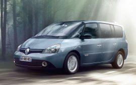 Renault grand espace 7 zits