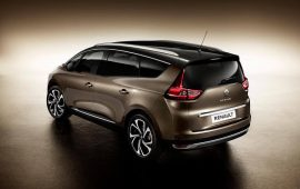 Renault Grand Scenic 7 zits