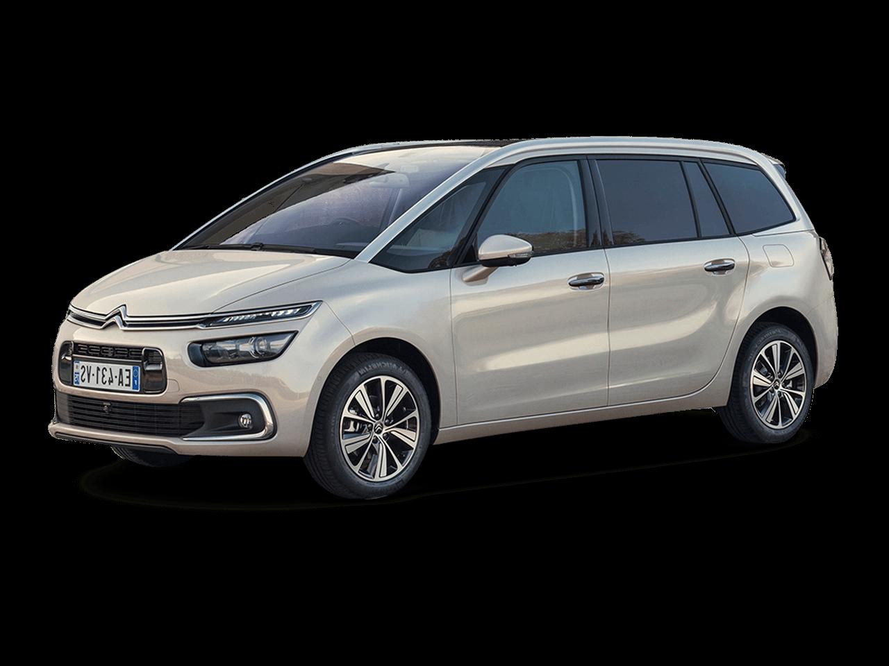 Citroën C4 Grand Picasso 7 zitter zuinig