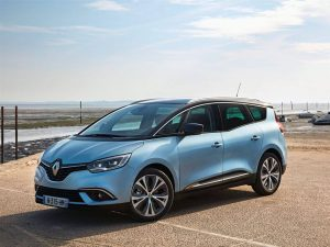Renault Grand Scénic Zen Hybrid 7 sitter