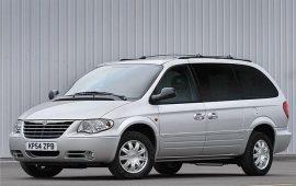 Chrysler Voyager 7 zitter