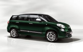 Fiat 500L 7 zits