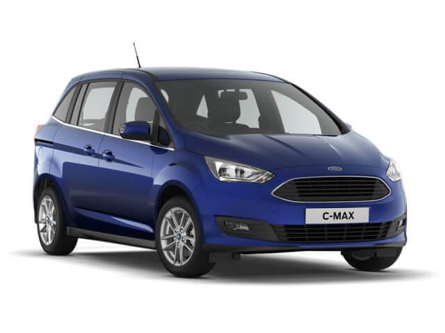 Ford-C-Max 7 zitter zuinig
